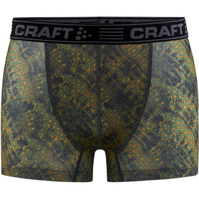 "Craft Greatness 3"" Boxers Heren, print comet/sencha"